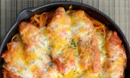 Easy Spicy Baked Chicken Parmesan Recipe Makes a Quick Hearty Dinner on a Busy Day