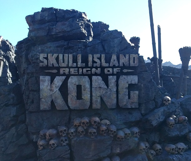 islands of adventure skull island kong