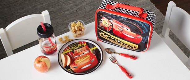 cars 3 lunch gear