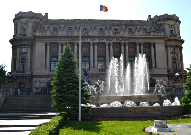 bucharest cercul militar national