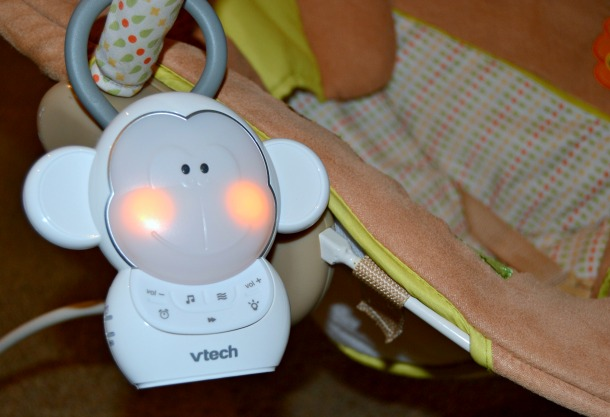 vtech myla portable soother