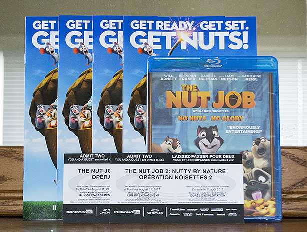 nut job 2 nutty by nature prize pack