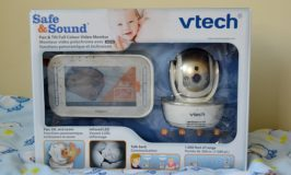 Check On Baby Easily with the VTech Safe & Sound Video Baby Monitor-Giveaway