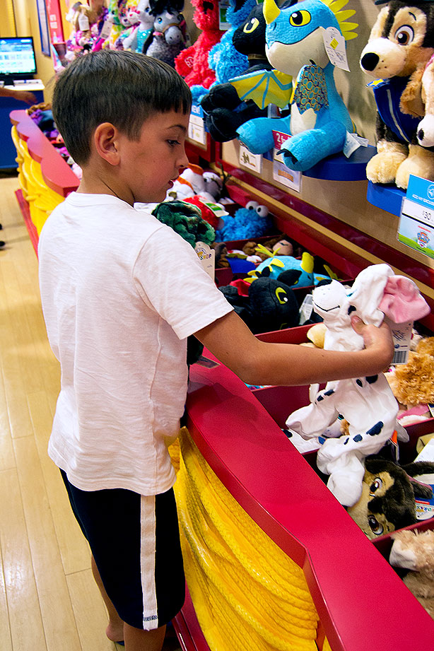 build-a-bear-choosing-a-bear