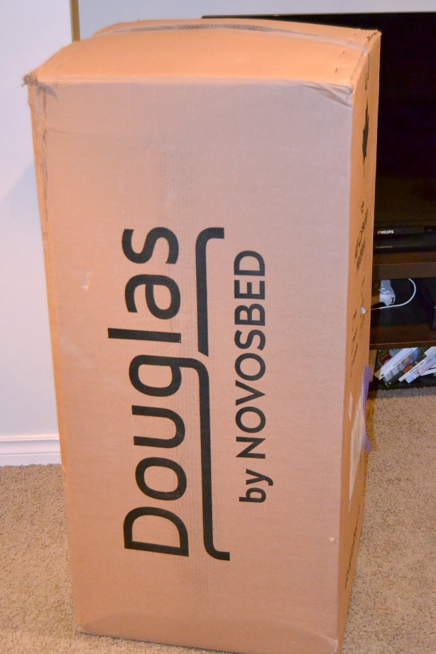 douglas mattress in box
