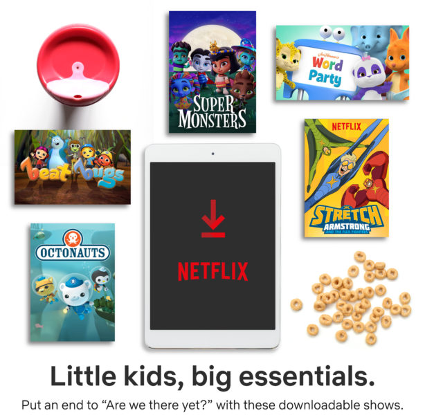 netflix downloads must haves for kids