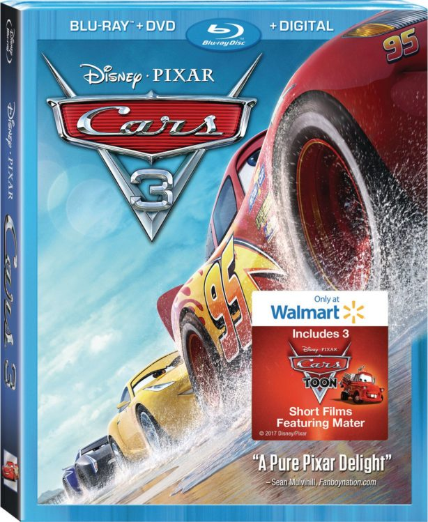 cars 3 box art
