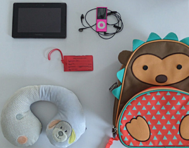travel must-haves for kids