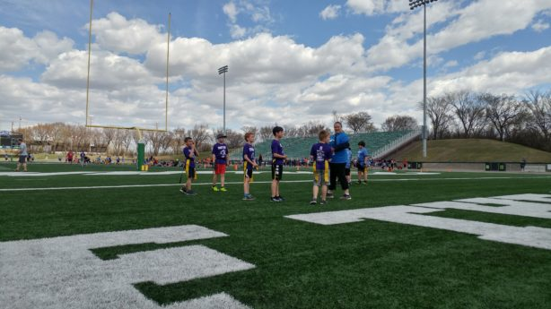 benjamin flag football
