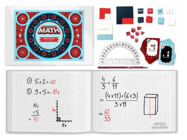 revolution math free learning kit