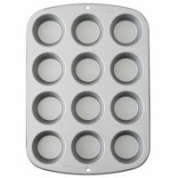 Wilton Nonstick Cupcake and Muffin Pan - 12 Cup
