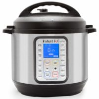 Instant Pot Duo 9-in-1 Pressure Cooker
