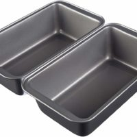 Amazon Basics Nonstick Loaf Pan - Set of 2