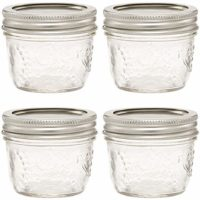 Bernardin 125ml Regular Mouth Mason Jars - Pack of 12