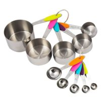 Measuring Cup and Measuring Spoon Set