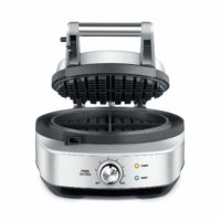 Breville The No Mess Waffle Maker